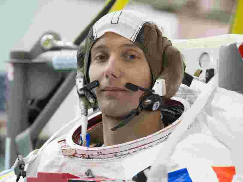 Thomas Pesquet sera bien le prochain astronaute européen à effectuer une seconde mission dans l'espace