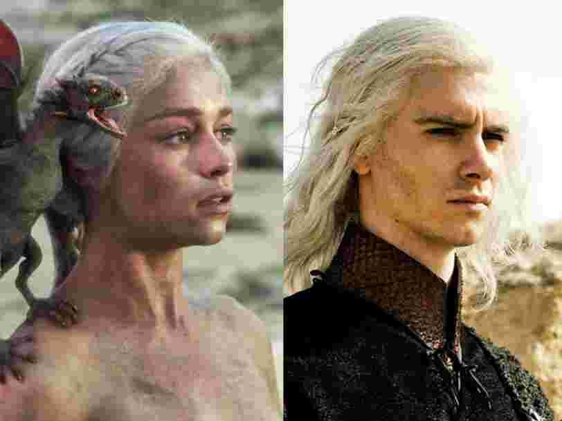 'Game of Thrones' : le patron de HBO donne une date de lancement pour le prequel centré sur les Targaryen