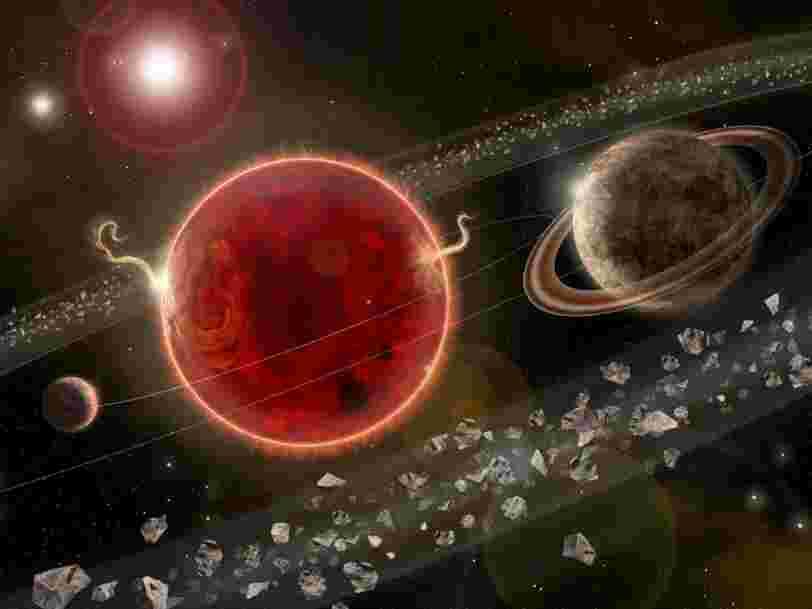 Une deuxième planète pourrait orbiter autour de l'étoile la plus proche du Soleil, et les astronomes pensent que c'est une super-Terre