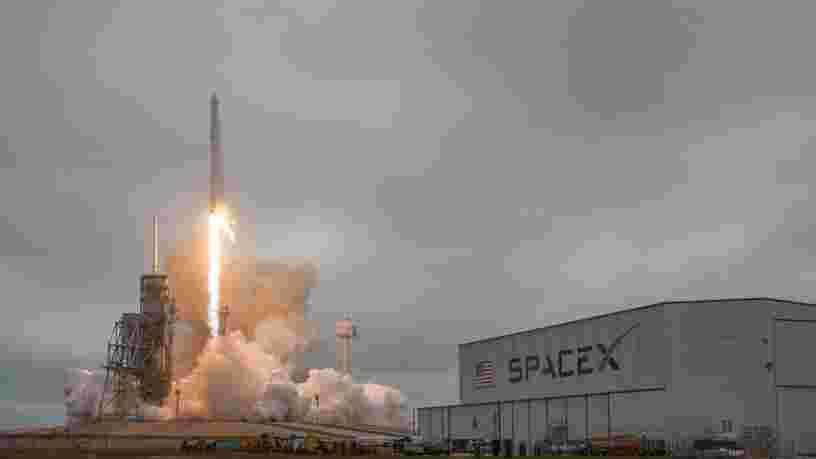 Pourquoi SpaceX va intentionnellement faire exploser une fusée Falcon 9