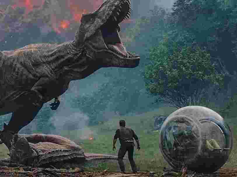 Netflix aurait-il une série 'Jurassic World' dans les cartons ?