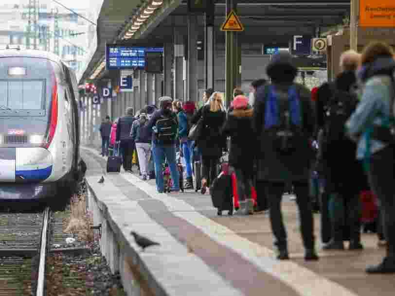 La SNCF va vendre des millions de billets de train à moins de 35€ suite aux grèves
