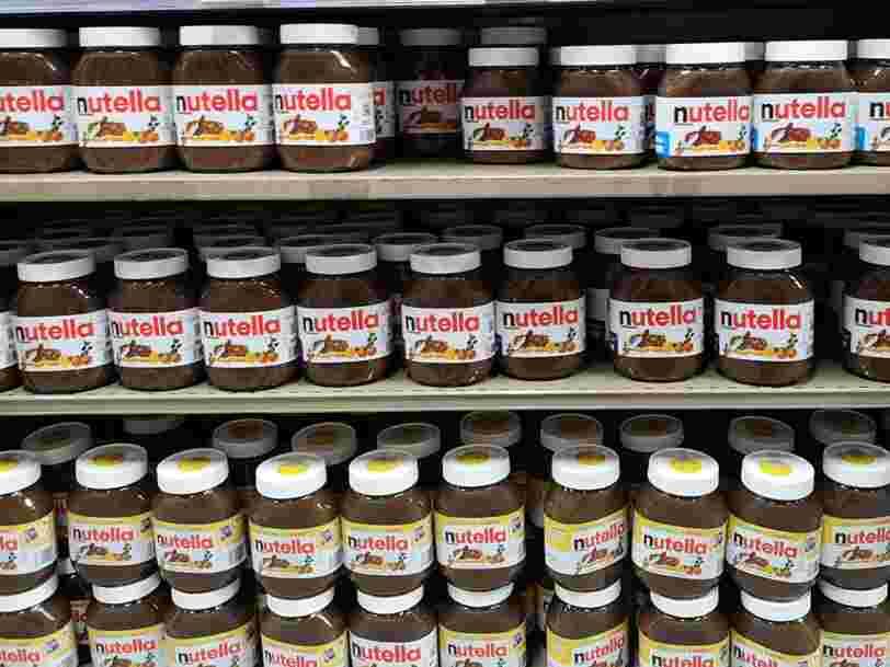WWF distingue Ferrero et son Nutella pour l'utilisation d'huile de palme durable