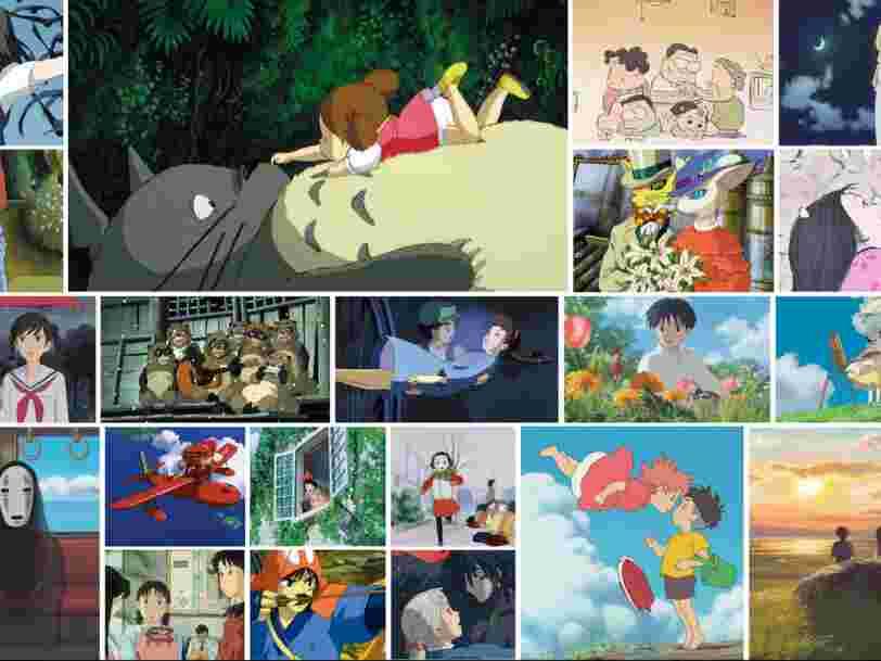 Netflix va ajouter tous les films du studio Ghibli, voici quand vous pourrez les voir