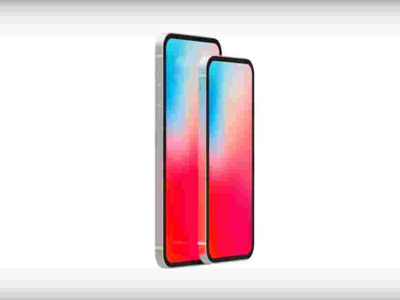iPhone 12 : prix, date de sortie, fiche technique... Tout ce qu'on sait déjà sur les nouveaux smartphones d'Apple