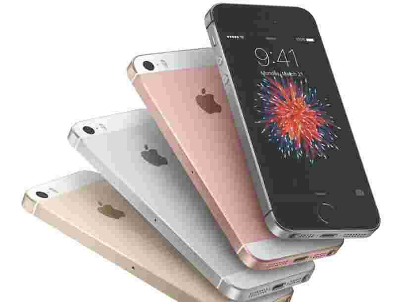 Apple pourrait travailler sur un nouvel iPhone SE