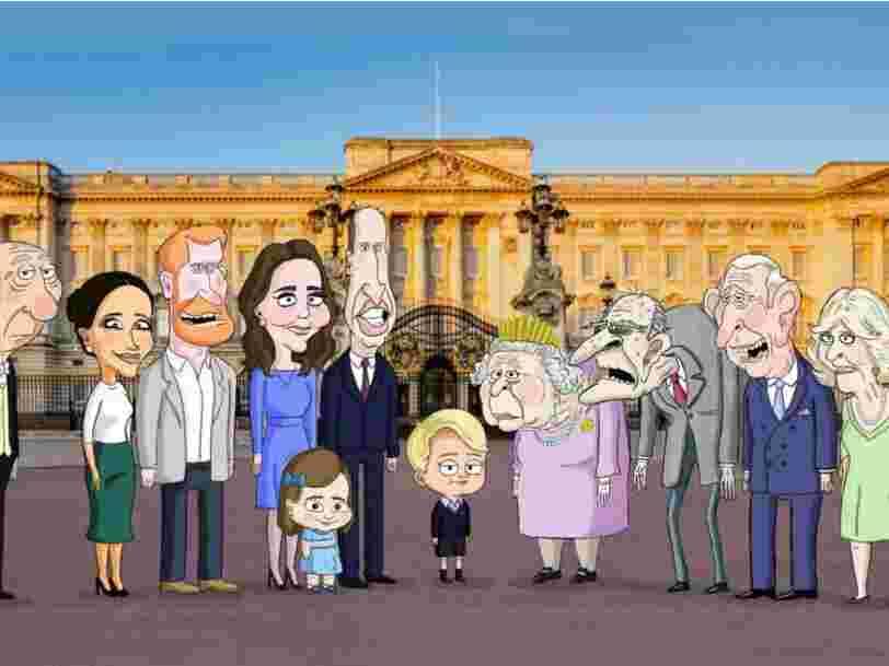 HBO Max va diffuser une série parodique sur la famille royale britannique et Orlando Bloom prêtera sa voix au prince Harry