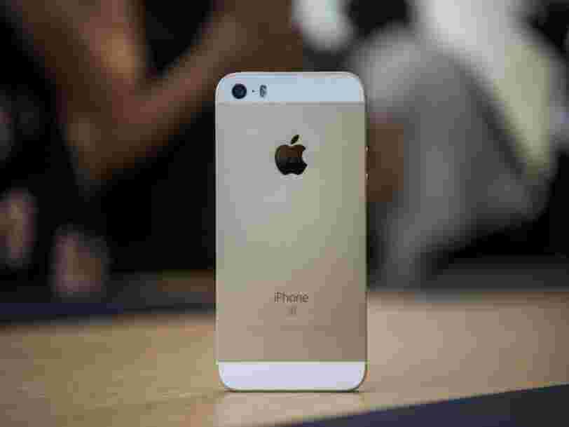 Apple s'apprête à sortir un nouvel iPhone SE, voici ce qu'on sait déjà sur le futur iPhone à petit prix