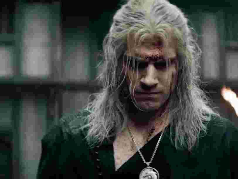 'The Witcher' est le plus gros lancement de l'histoire pour une série Netflix, mais il y a un bémol