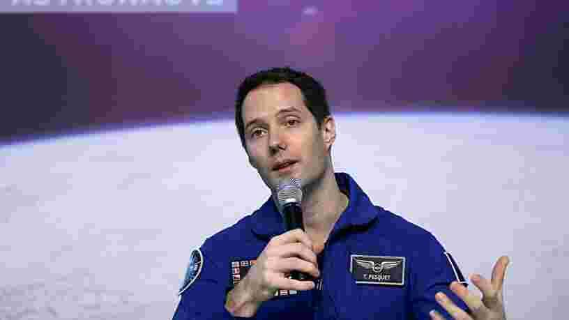 Thomas Pesquet repartira dans l'espace 'sans doute' à bord de la capsule de SpaceX ou de Boeing