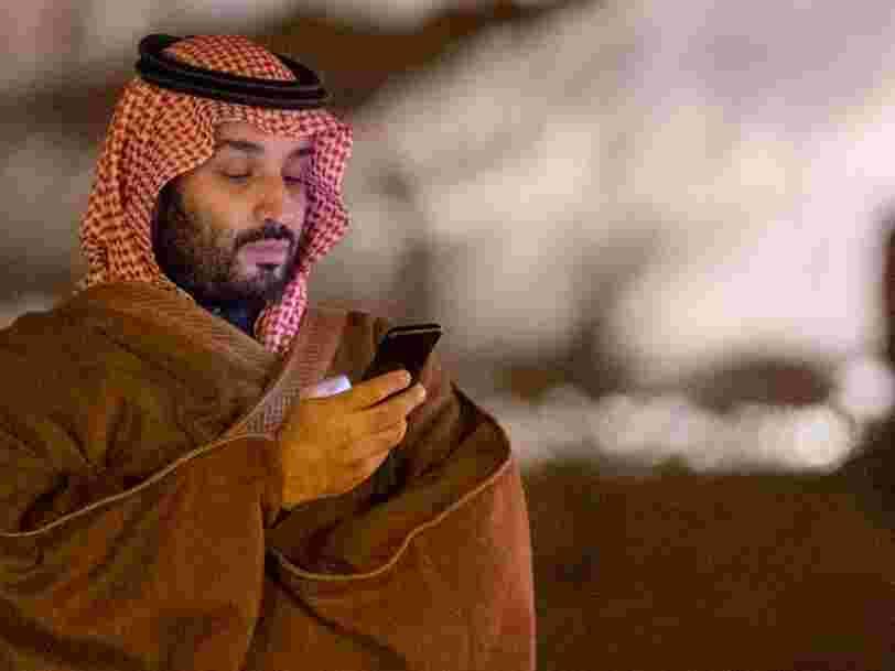 Des proches de Mohammed ben Salmane admettent avoir eu connaissance du projet de pirater le téléphone de Jeff Bezos