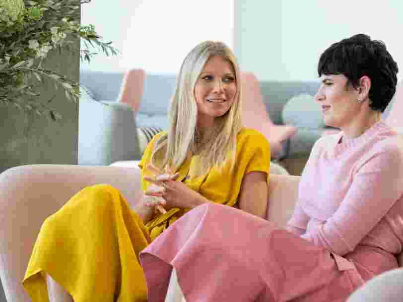 'The Goop Lab' sur Netflix : pourquoi l'émission de Gwyneth Paltrow fait déjà scandale