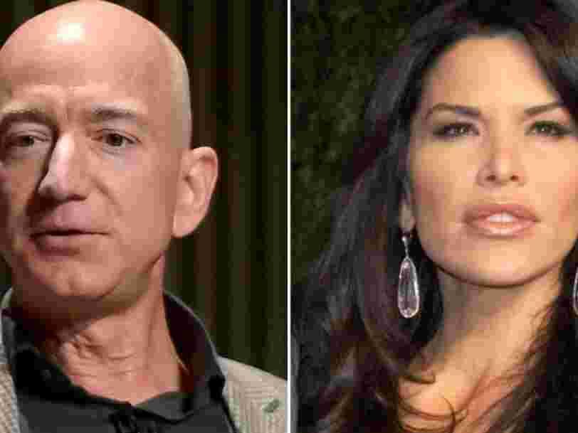 Les photos intimes de Jeff Bezos auraient bien été transmises à un tabloïd par le frère de sa petite amie, et non par l'Arabie Saoudite