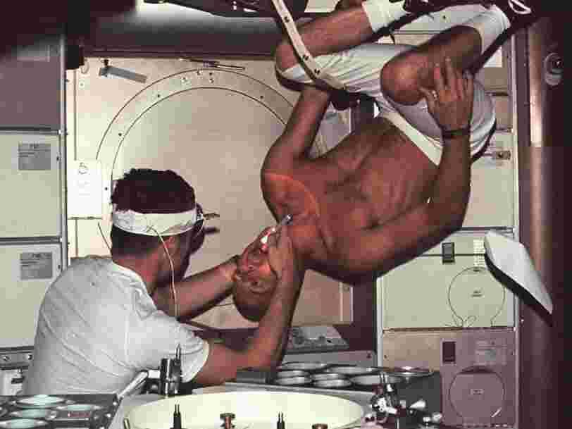 Ces photos d'époque de la NASA nous replongent dans les premiers exploits de l'agence