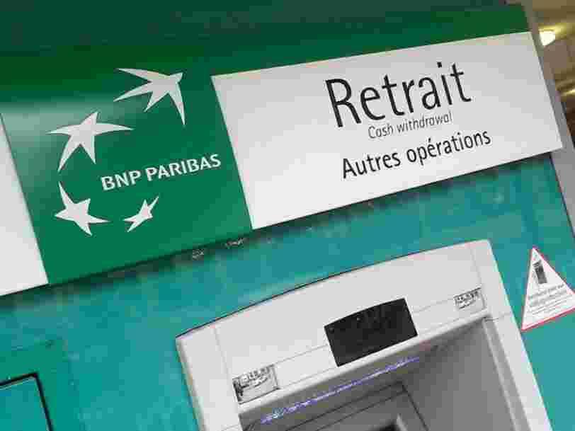 BNP Paribas annonce un plan pour réduire ses effectifs et fermer des agences