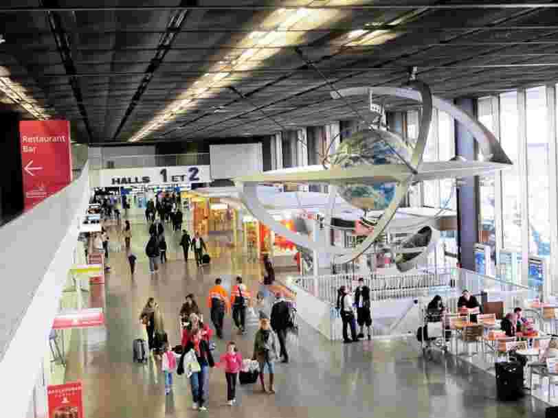 Le classement des pires aéroports du monde