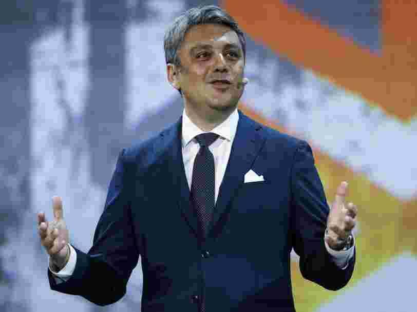 On vous présente Luca de Meo, le futur directeur général de Renault
