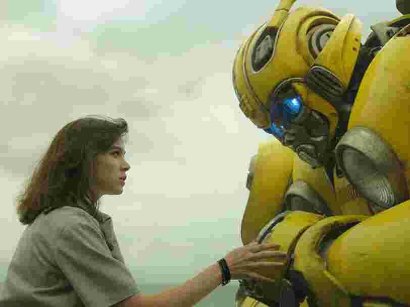 Paramount travaillerait sur deux nouveaux films Transformers