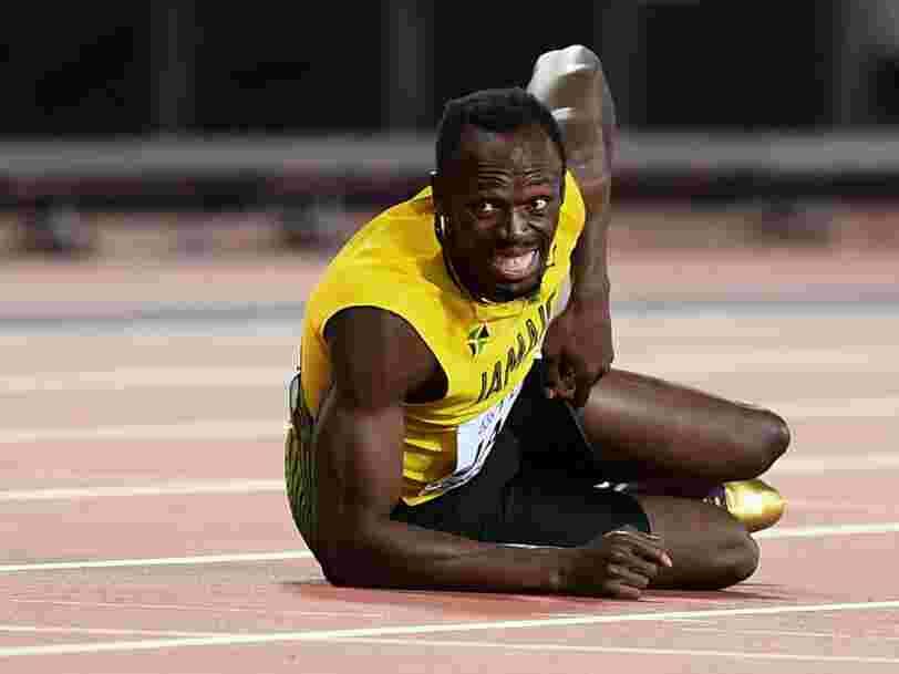 Les trottinettes électriques d'Usain Bolt auraient quitté Paris