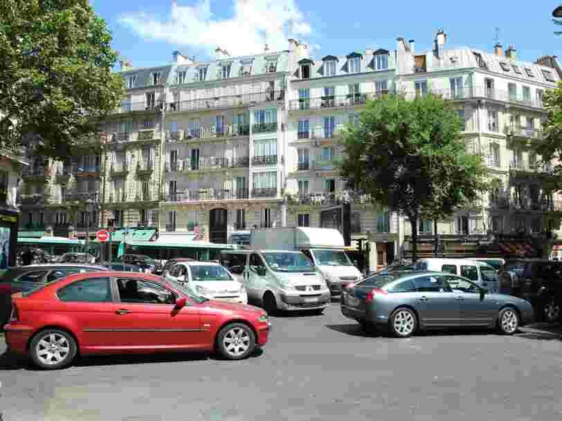Les 15 villes de France qui subissent le plus d'embouteillages