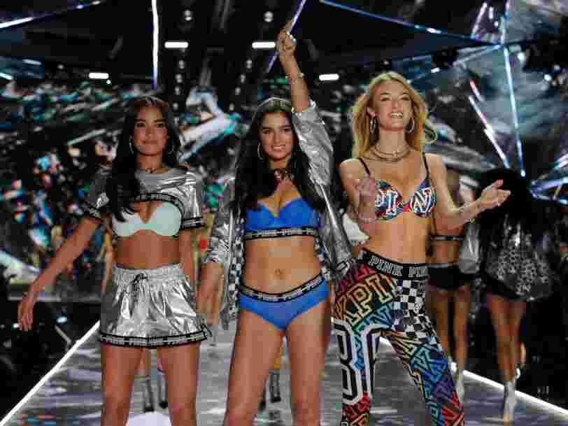La marque Victoria's Secret pourrait être vendue après une série de polémiques