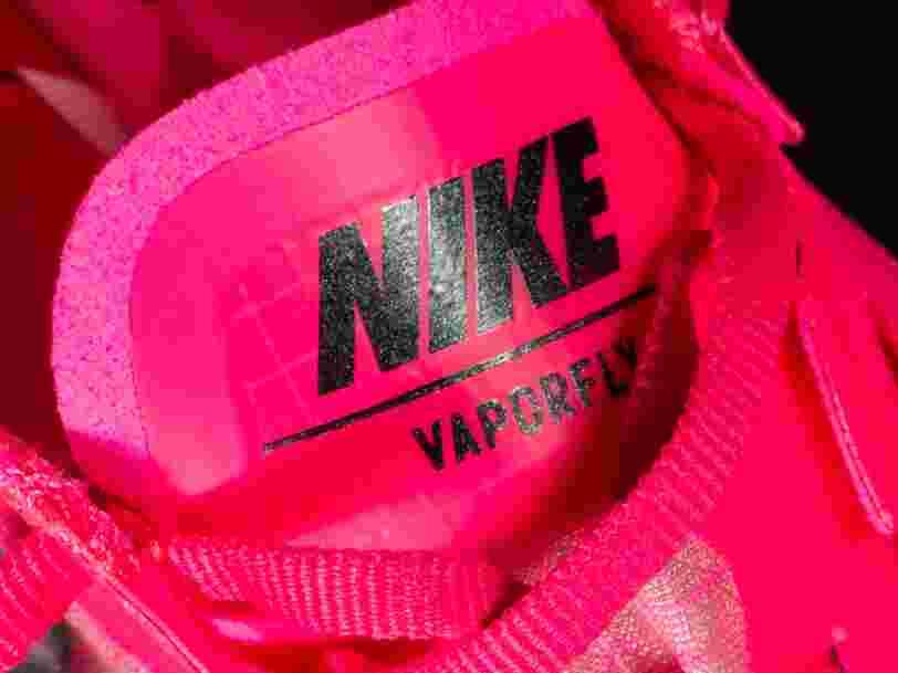 La basket Vaporfly de Nike ne devrait pas être bannie des Jeux olympiques de Tokyo
