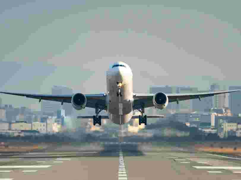 Ces compagnies aériennes qui suspendent ou réduisent leurs vols vers la Chine