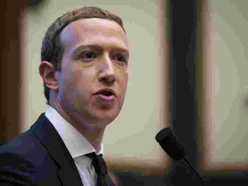Facebook continue de gagner des utilisateurs mais a beaucoup dépensé pour rétablir leur confiance