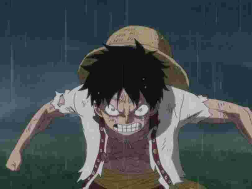 Netflix officialise la production d'une série 'One Piece'