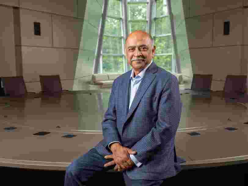 On vous présente Arvind Krishna, le nouveau patron d'IBM, et sa stratégie pour s'imposer dans le cloud