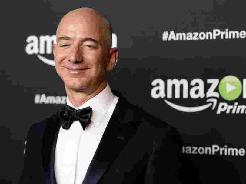 Amazon compte désormais 150 M d'abonnés à Prime, le pari de Jeff Bezos a payé