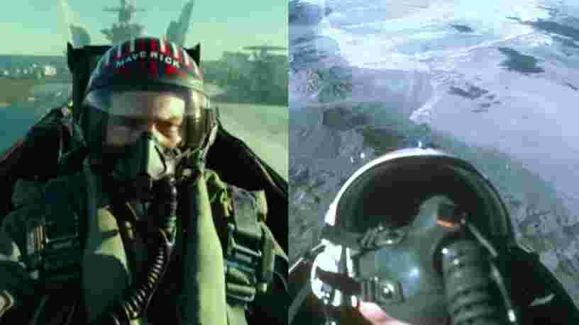 'Top Gun' et 'Top Gun : Maverick' sont basés sur un programme d'entraînement de la marine américaine, et le résultat est très proche de la réalité