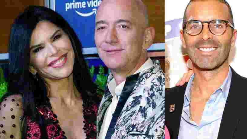 Le frère de la compagne de Jeff Bezos poursuit le PDG d'Amazon pour diffamation