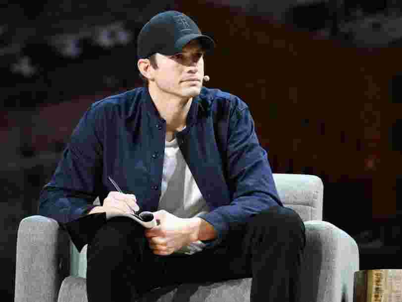 D'Ashton Kutcher à Jay-Z, les 12 célébrités qui investissent le plus souvent dans la Silicon Valley