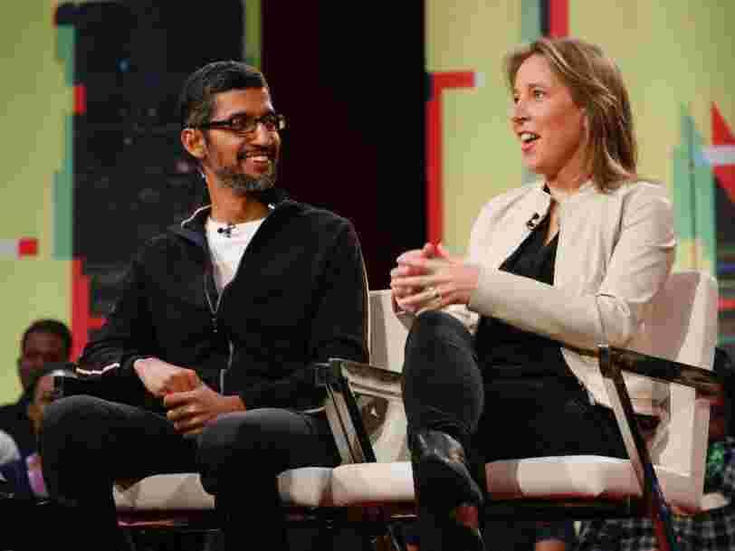 Alphabet dévoile pour la première fois les énormes revenus publicitaires de YouTube mais déçoit Wall Street