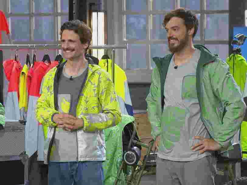 'Qui veut être mon associé' : Urban Circus propose aux cyclistes de se débarrasser du gilet jaune pour être vu