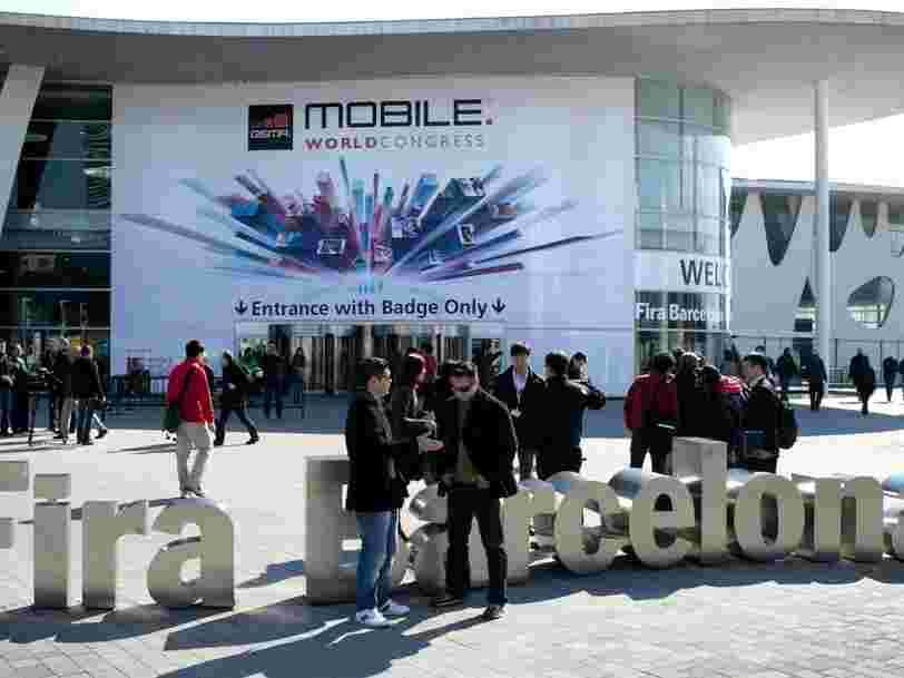 Les exposants chinois du Mobile World Congress seront placés en quarantaine 2 semaines avant l'événement