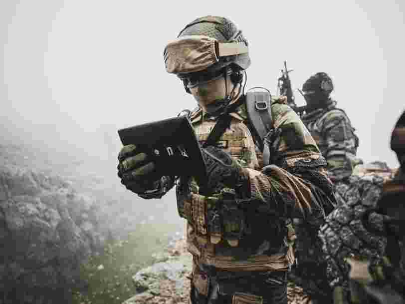 L'entreprise française Crosscall lance sa première tablette pour les milieux hostiles