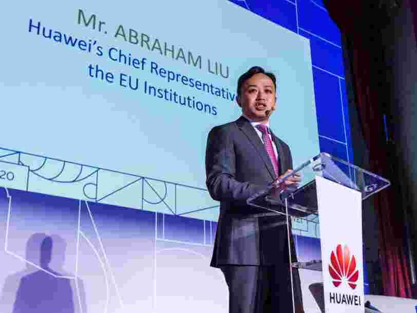Huawei va implanter des usines en Europe pour concevoir la 5G