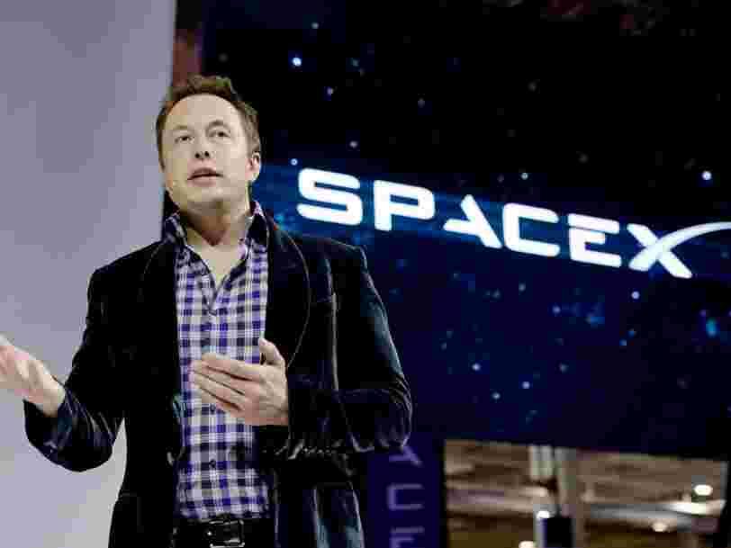 Elon Musk annonce que SpaceX recrute et organise une journée carrière cette semaine — voici où envoyer votre CV
