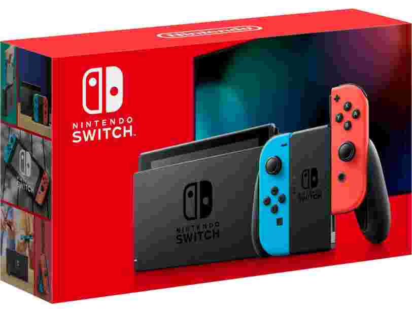 Le coronavirus entraîne des retards de livraison de la Nintendo Switch au Japon