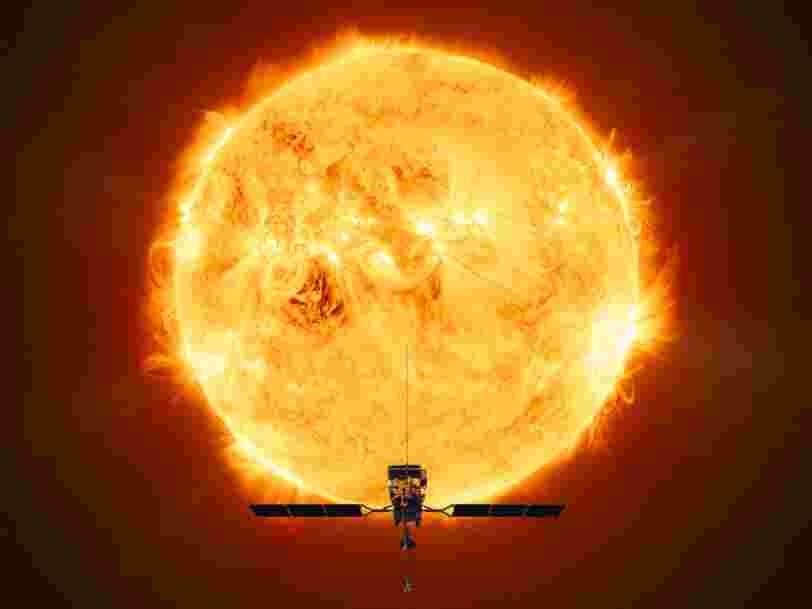 Une nouvelle mission spatiale va permettre de mieux comprendre le Soleil et les vents solaires