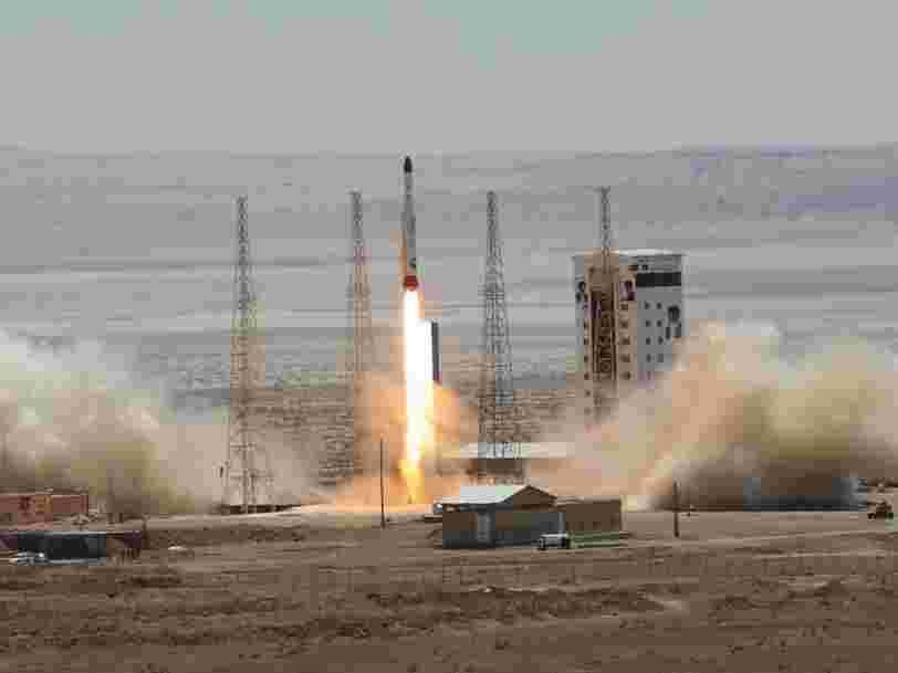 L'Iran a échoué pour la quatrième fois de suite à mettre un satellite en orbite
