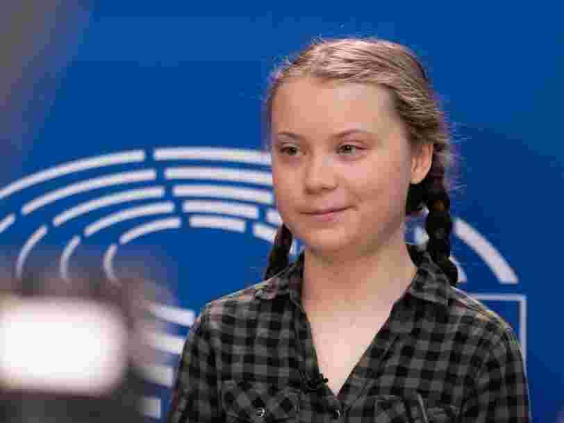 Greta Thunberg va être au centre d'une série de la BBC sur le changement climatique