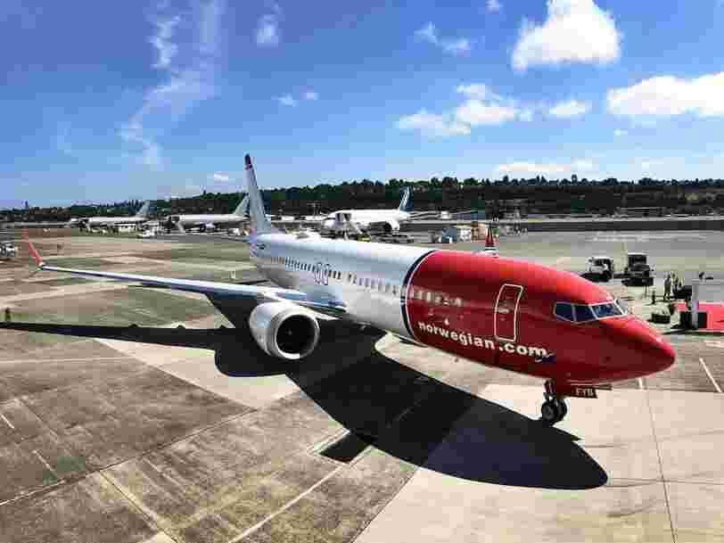 Boeing n'a enregistré aucune commande en janvier, une première depuis 1962