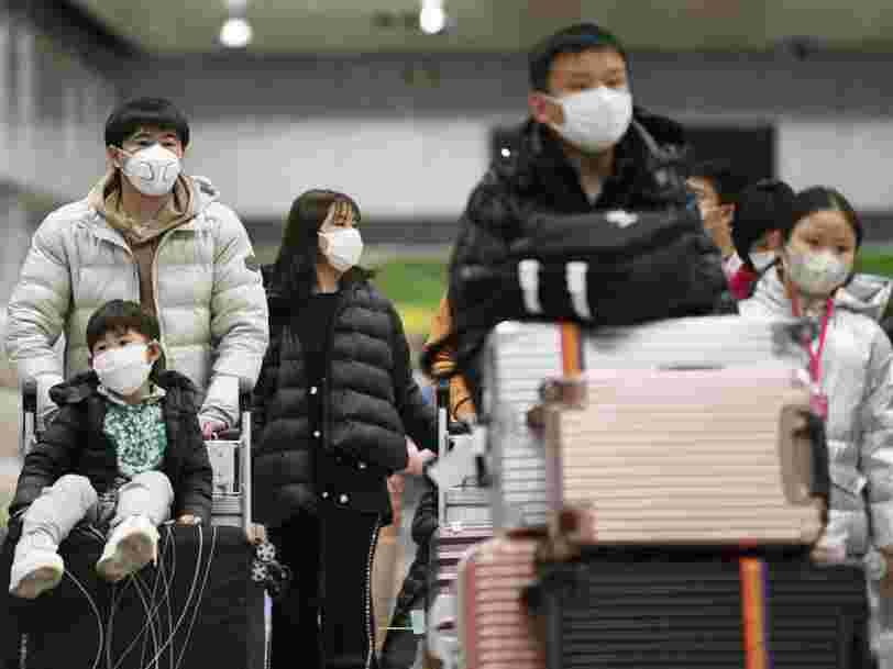 Le coronavirus pourrait perturber l'introduction en Bourse d'Airbnb en 2020