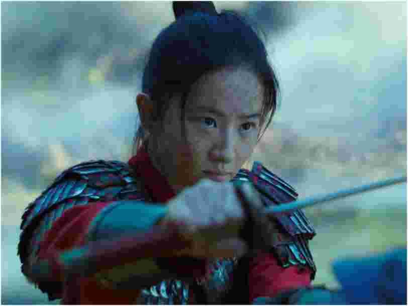 Liu Yifei, la star de 'Mulan', a fait elle-même 90% de ses cascades dans le film de Disney