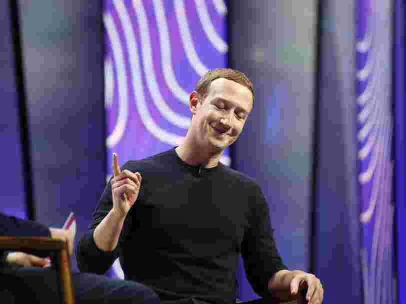 Facebook pourrait lancer son premier satellite dans l'espace en mars 2020