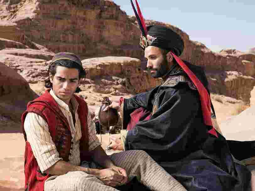 Disney prépare une suite du film 'Aladdin' après l'énorme succès commercial du premier opus
