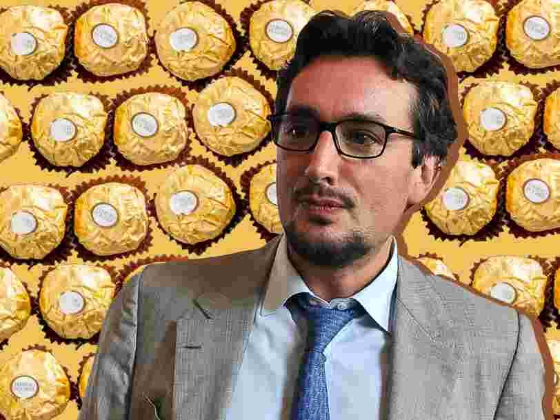 Nutella, Tic Tac... Voici Giovanni Ferrero, le milliardaire qui a bâti une fortune de 32 Mds$ grâce aux confiseries